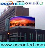 Цвет обломока пробки полного цвета и функция напольное P10 SMD СИД 3535 видео-дисплей