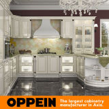 2014 Oppein Лак Белый Кухня Кабинет Новый стиль