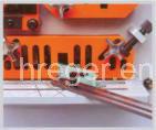 Q35y-30 hydraulischer Hüttenarbeiter, Ausschnitt-Maschine, lochende Maschine, Universalitäts-lochende scherende Maschine