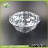 Envase de alimento plástico disponible de la ensalada de fruta