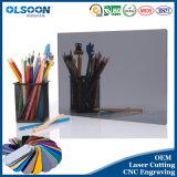 Olsoon超薄型0.8〜6ミリメートルゴールデンミラーアクリルシート