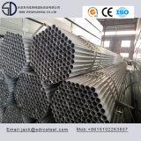 Soldada S235JR Pregalvanized redondas de acero Tubería / tubos de acero
