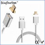 Câble de remplissage magnétique de la tresse USB