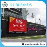 P6 광고를 위한 임대 옥외 전시 LED 표시
