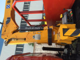 Кабина Forland 4X2 двойная тележка 3.2 тонн телескопичная с краном