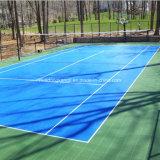 De verwijderbare Tegel van de Bevloering van de Tennisbaan Futsal, de Plastic Bevloering van de Koppeling van Sporten