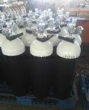 De cilinder draagt Handvatten