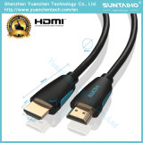 câble à grande vitesse de 4k HDMI avec l'Ethernet 2160p/1080P V1.4/2.0