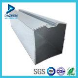 6063 T5 anodiseerde het Zilveren Profiel van de Uitdrijving van het Aluminium van de Deur van de Gordijnstof van het Aluminium