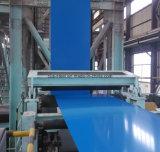 Tôle d'acier enduite d'une première couche de peinture/acier enduit Coil/PPGL/PPGI de couleur