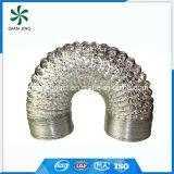 Conducto flexible de aluminio de una sola capa para el sistema de la HVAC
