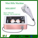 Nuevo equipo de la máquina de Hifu de la manera y de la Anti-Arruga de la belleza y máquina Mslhf07A de Hifu del uso del hogar