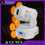 Mini luz principal movente da parede da lavagem do ponto do diodo emissor de luz 60W
