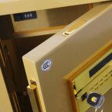 디지털 자물쇠 Champagne 금 Seriers Fdx A1/D 50y를 가진 안전 가정 안전한 상자