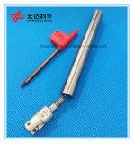 Sostenedor de herramienta de la extensión del carburo de tungsteno que muele