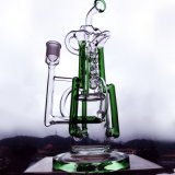 De omgekeerde Tornado van het Gat van Fab van de Driehoek filtert de Pijp van het Glas van de Wasfles van de Pijp van het Glas van de Draai