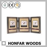 Cornice di legno dei blocchi per grafici del classico 3 per la decorazione domestica