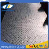 ASTM laminato a caldo 201 304 430 316 ha impresso lo strato dell'acciaio inossidabile