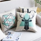 Декор подушки роскошного хлопка Linen для спальни