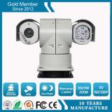 câmera do IP IR PTZ da fiscalização HD do carro de polícia da visão noturna de 20X 2.0MP 100m (SHJ-HD-TA)