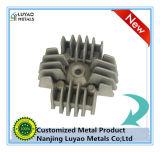 Pieza de aluminio/de acero fundido para la industria de la válvula