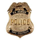 Промотирование награждает нам значок полиций