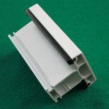 Строительный материал профиля PVC пластичный