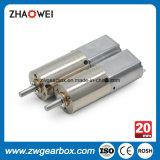 Caja de engranajes de la cubierta del metal de la alta precisión 20m m para la robusteza arrebatadora