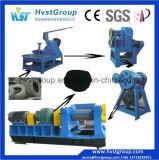 Pequeños automáticos llenos reciclan la cadena de producción de goma de la miga de la máquina/del neumático del neumático