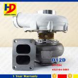 Turbocompresor del componente estándar D12D (GT4594 452164-5001)