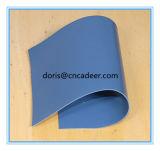 까맣고, 백색, 파란, 녹색을%s 가진 PVC 강선