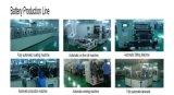 batteria di litio di 12V100ah LiFePO4 con l'interfaccia per la trasmissione dei dati