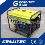 2,5 kW de aire del generador del motor de gasolina refrigerado