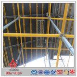 Andamio de acero de Quicklock para la alta construcción del concreto del cargamento