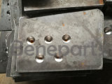резец стороны Moving машинного оборудования земли сопротивления износа вковки 531-03208HD