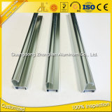 6463 6063 Marco de fotos de aluminio cepillado