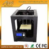 Anet DIY 휴대용 3D 인쇄 기계 장비 위로 탁상용 3D 인쇄 기계 3D 인쇄 기계! Bas/PLA 필라멘트로