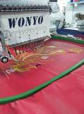 Neuer grosser Bereichs-einzelne Hauptschutzkappen-Stickerei-Maschine und Ersatzteile für Verkauf Wy1201CSL