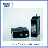 Impressora solvente industrial da tâmara de expiração do Inkjet de Leadjet Cij