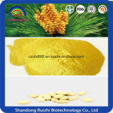 有機性食餌療法の補足のマツ花粉