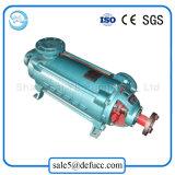 Bomba de impulso de alta pressão centrífuga de vários estágios da água