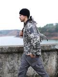 Acu Camo戦術的なSoftshell V4.0の屋外の軍のジャケットの軍隊の衣類