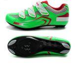 Pattini autobloccanti della bici respirabile per la scarpa da tennis di riciclaggio della strada degli uomini (AKBSZ31)
