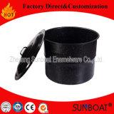 Esmalte del crisol de las existencias del esmalte de Sunboat 21qt que cocina el vapor del esmalte del crisol