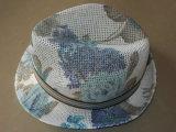 sombrero de la pintura de aerosol de la manera