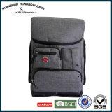 2017 темнота просто конструкции Амазонкы - серый мешок Sh-17070612 Backpack плеча