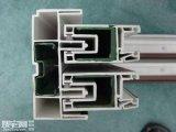 Le PVC profile des lignes d'extrusion