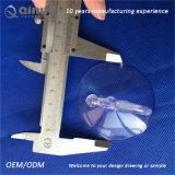 Diameter 60mm van pvc de Diameter van het Gat 5.7mm Zuignappen