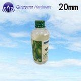 крышки винта 20mm оптовые маленькие алюминиевые для стеклянных бутылок