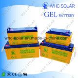 Whcの深いサイクルの太陽電池12V65ahのゲル電池